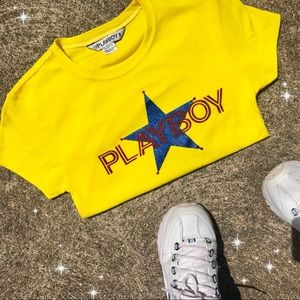 Authentic playboy T-shirt